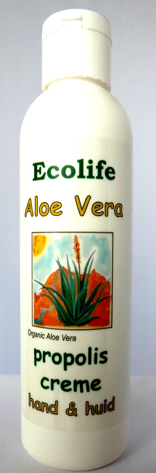 propolis creme aloe vera pure huidverzorging